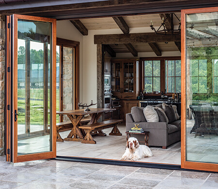 Ultra Folding Doors AH200