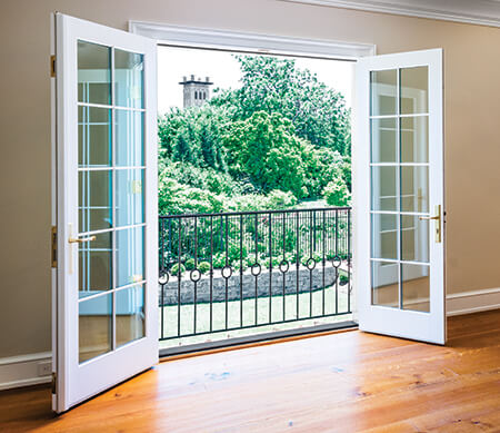 Inswing Patio Doors W908