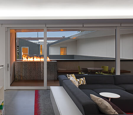 Ultra Terraspan Lift & Slide Doors AD503