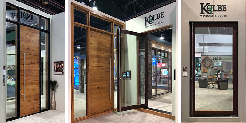 2020 IBS Entrance Doors