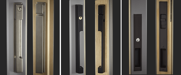 Sliding Patio & Multi-Slide Door Handles