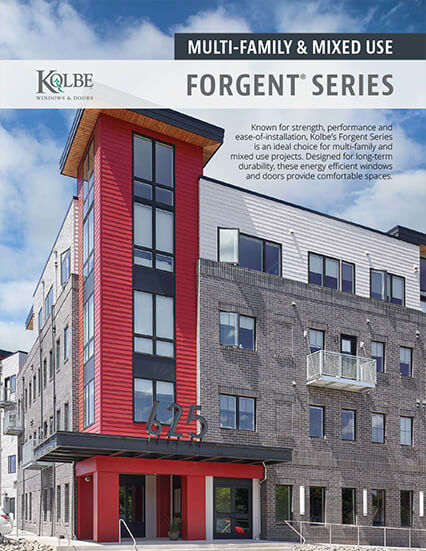 Download Forgent Multi-Family & Mixed Use sell sheet