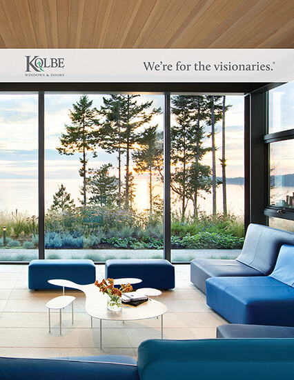 Download We're for the Visionaries brochure