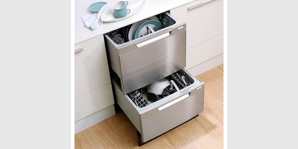 10 Inspiring Products Designed for Luxury and Function Dishwasher Drawer