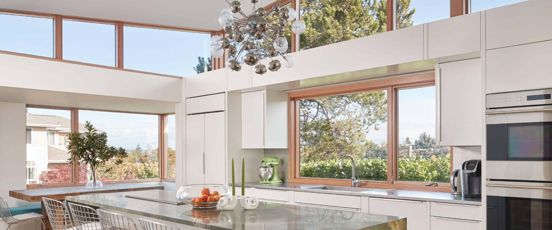 AC709 VistaLuxe Casements and Direct Sets