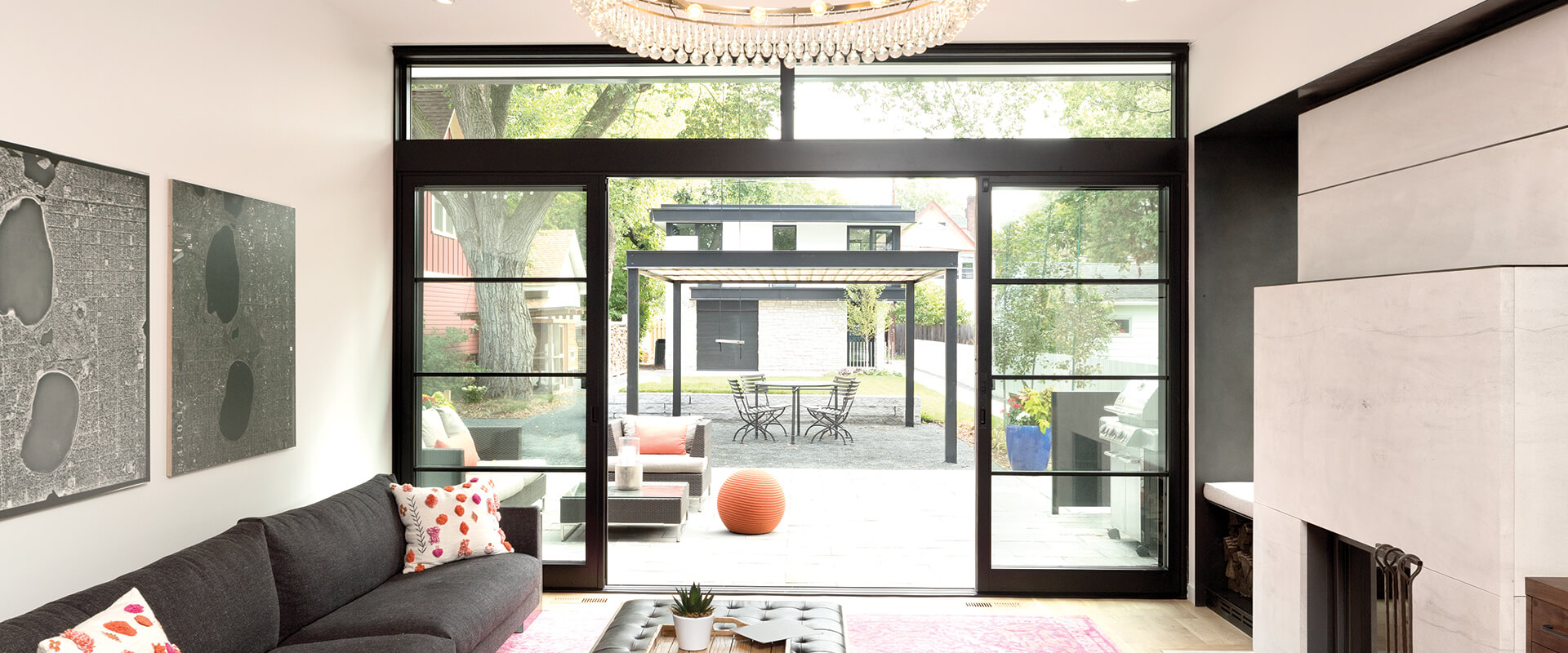 Ultra Series Multi Slide Doors Kolbe Windows Doors