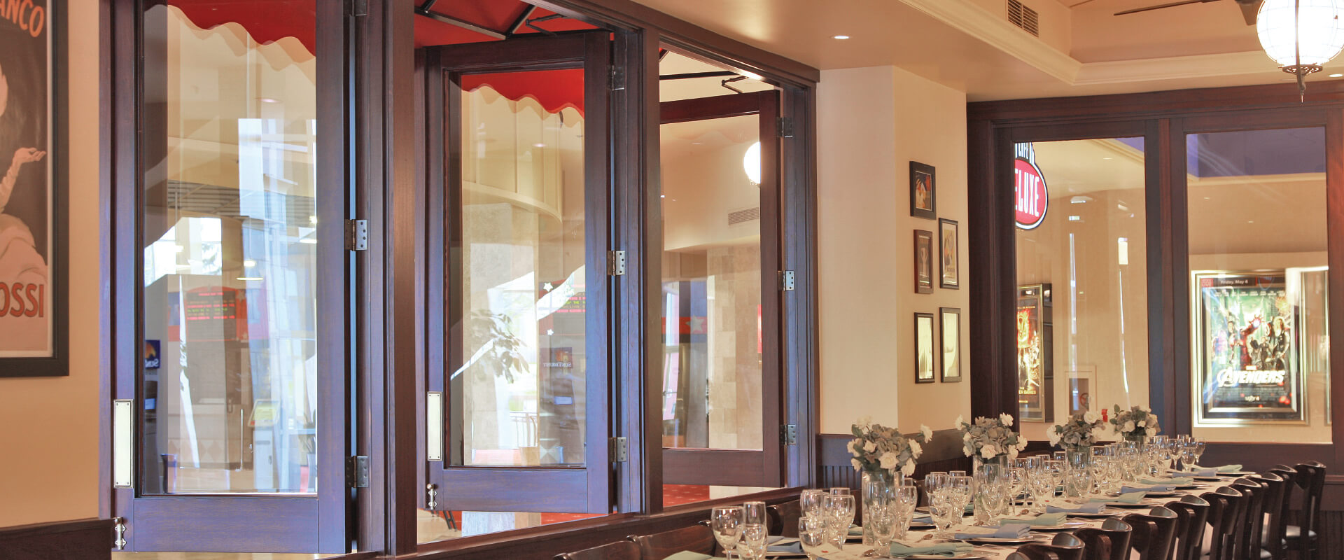 French Casement Windows Photos Houzz - Heritage series push out casements modified for restaurant use