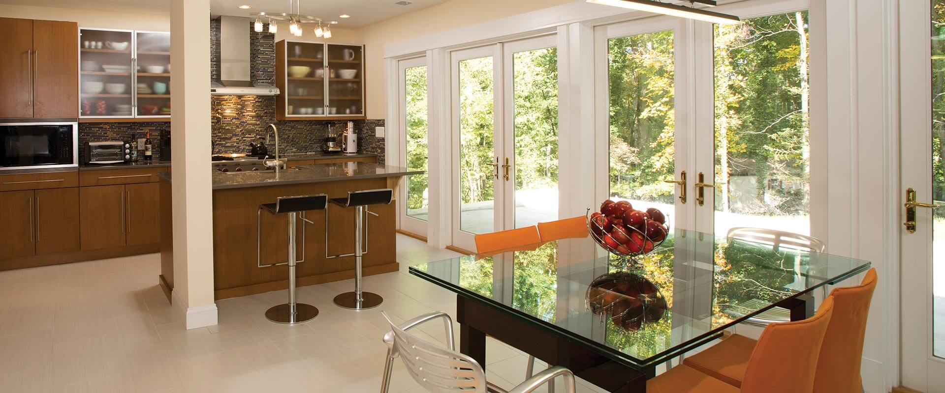 Forgent Swinging Patio Doors AB403