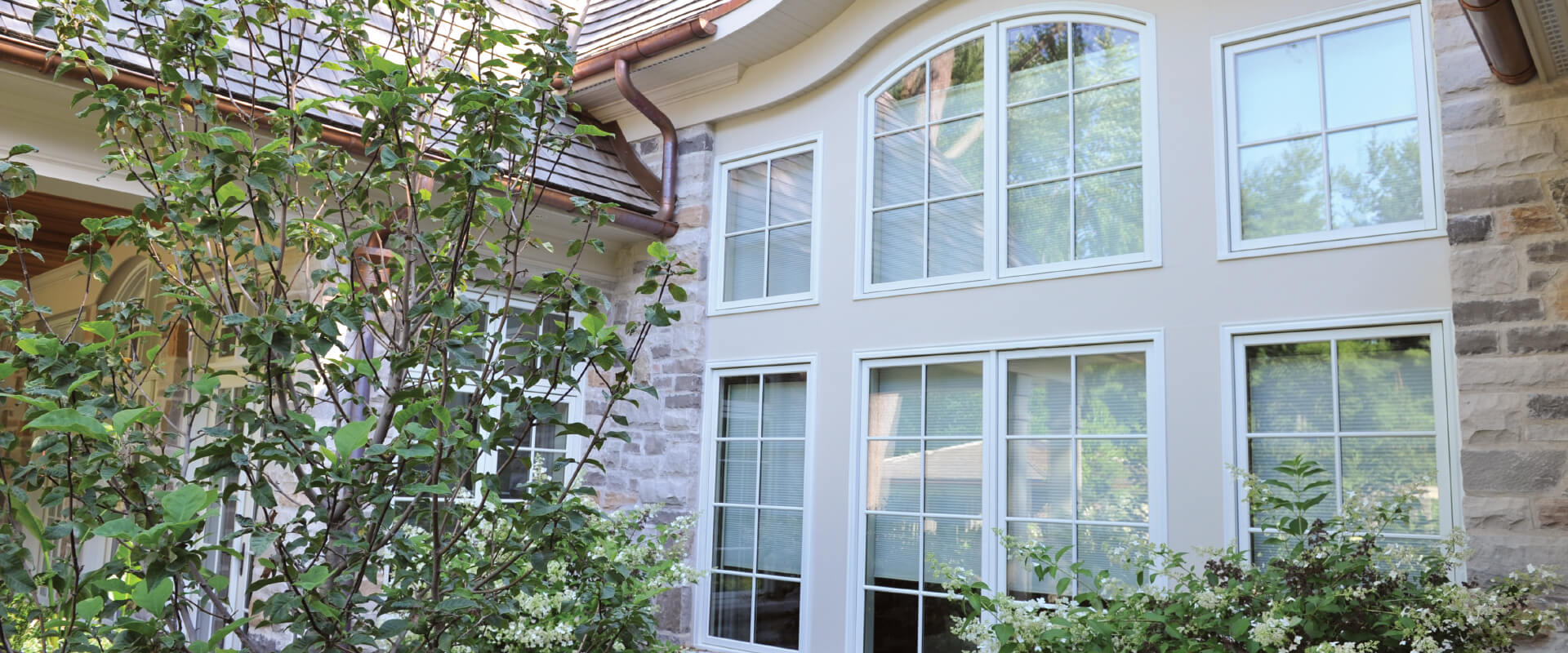 Heritage Push-Out Casements Exterior