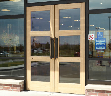 Heritage Outswing Entrance Door