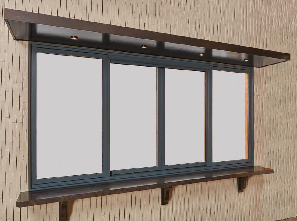 Quad Glazed Windows : Quad sliding windows kolbe doors