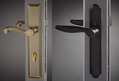 Lever Handles In Various Styles U0026 Finishes