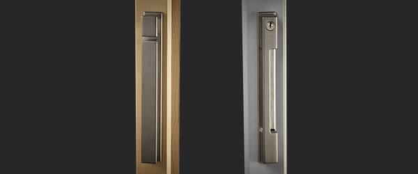 Madison Sliding Door Handle. This Refined Handle Set Is Only Available From  Kolbe. Madison Hardware Offers Sleek, Contemporary Style And Is Perfect For  ...