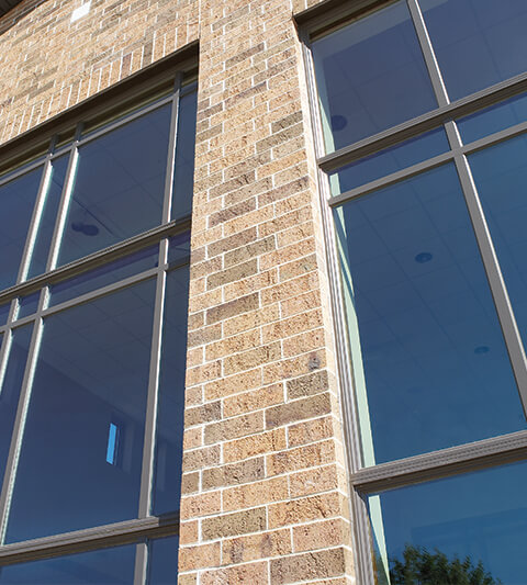 Ultra Direct Set Windows Exterior Day Brick