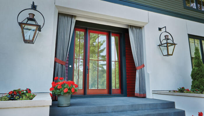 Elegant Entrance Door Options