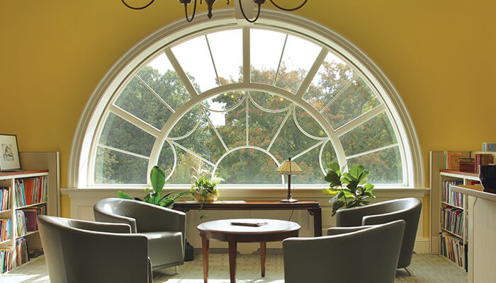 10 Stunning Arched Window Home Design Ideas