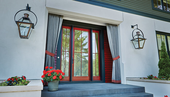 15 Entrance Door Designs That Will Impress Your Visitors