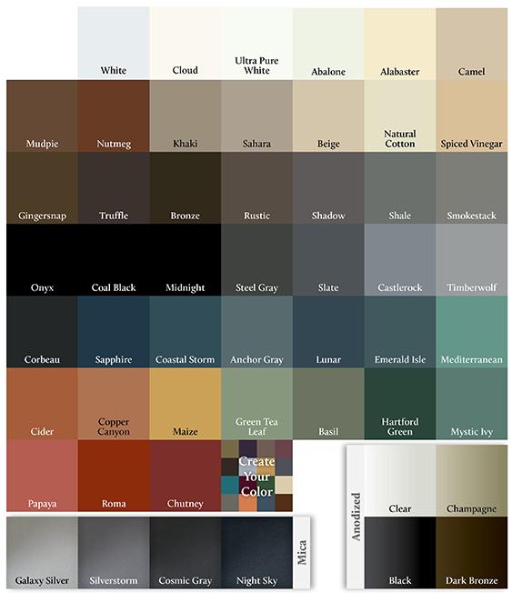 A Fresh New Palette | Kolbe Windows & Doors