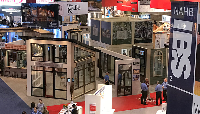 Kolbe at IBS 2018